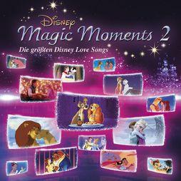 Disney Magic Moments, Disney Magic Moments 2 - Größte Disney Love Songs, 00050087360818