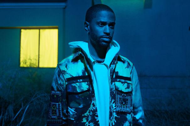 Big Sean, Bis an die Grenzen gehen: Big Sean veröffentlicht sein neues Album I Decided.