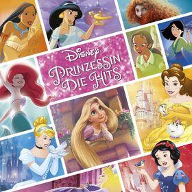 Disney, Disney Prinzessin - Die Hits, 00050087344252