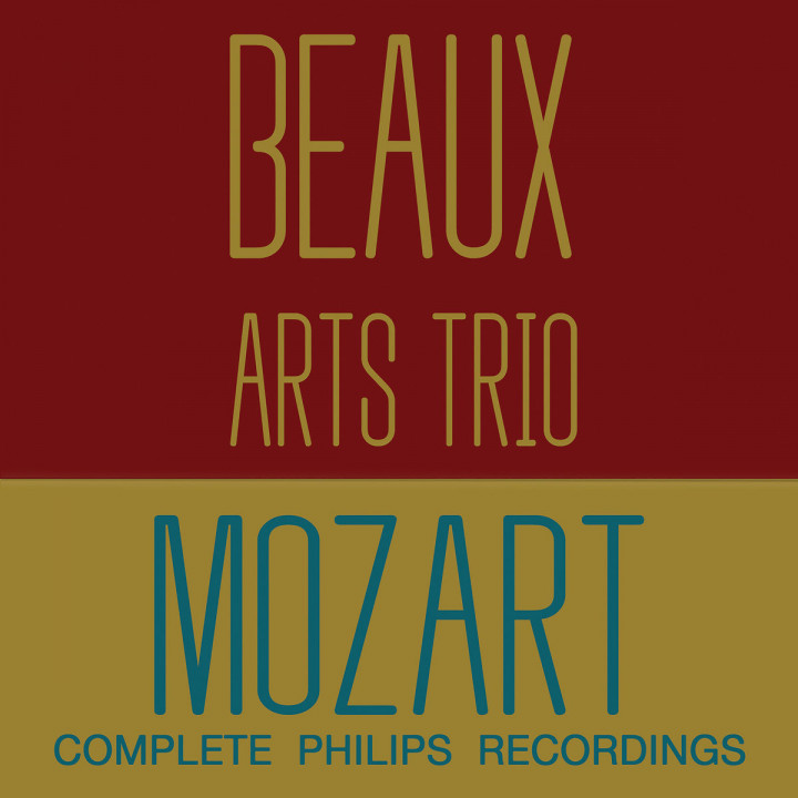 Mozart: The Piano Trios