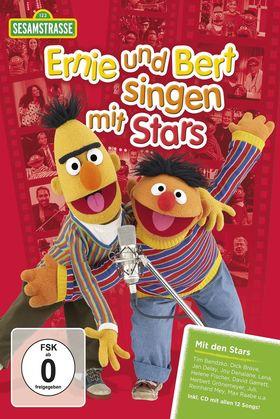Various Artists, Sesamstraße präsentiert - Ernie und Bert singen mit Stars, 00602557343038
