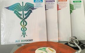 JazzEcho-Plattenteller, Jazz Dispensary - Groove ist die beste Medizin