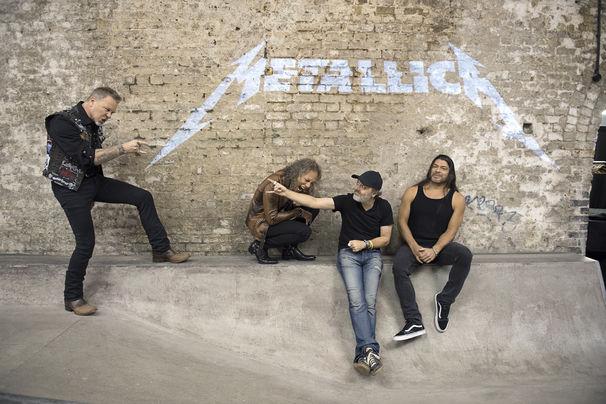 Metallica, Metallica sind auch orchestral: James Hetfield über erste musikalische Gehversuche