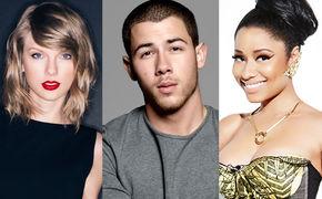 Nick Jonas, Der Soundtrack zu Fifty Shades Of Grey 2 - Gefährliche Liebe mit Taylor Swift, Nicki Minaj, Nick Jonas und vielen mehr
