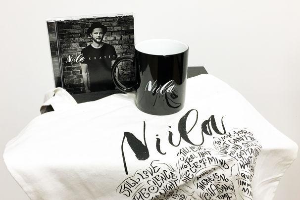 Niila, Wir verlosen ein Niila-Fanpaket