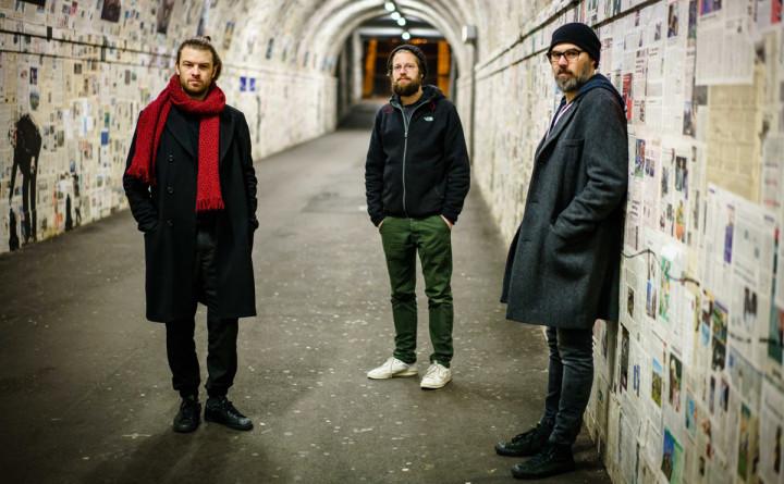 Colin Vallon Trio