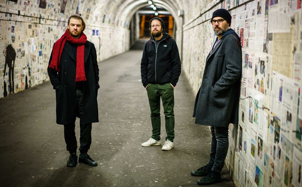 Colin Vallon, Colin Vallon Trio - ein Trio mit kollektiver Denkungsart