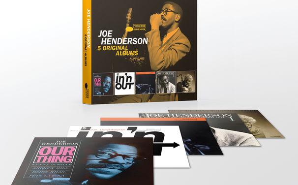 Joe Henderson, Joe Henderson - Universalgenie am Tenorsax