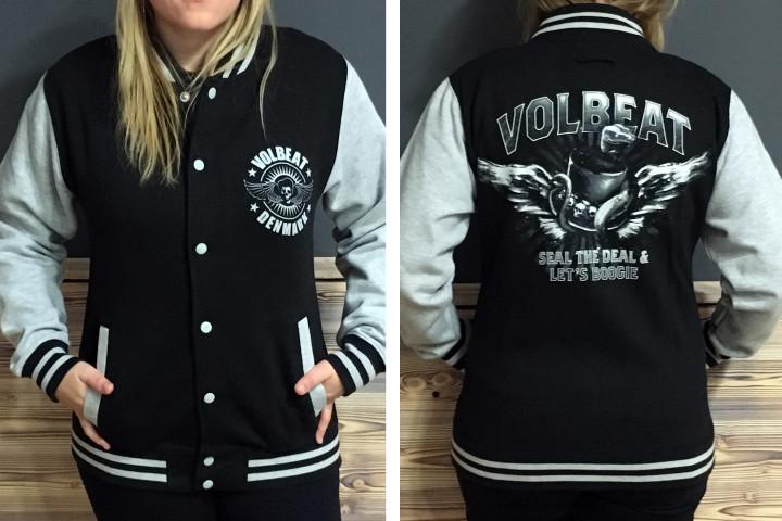 Volbeat Jacke Gewinn