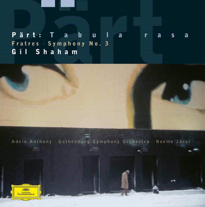 PÄRT: Symphony No. 3/Fratres/Tabula rasa