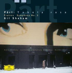 Arvo Pärt, Pärt: Symphony No. 3; Fratres; Tabula rasa, 00028947969686