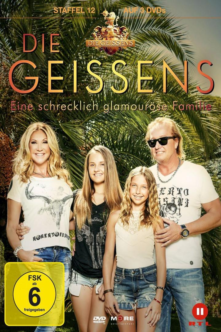 Die Geissens - Staffel 12 (3 DVD)