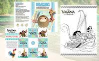 Disney, Spiel und Spaß mit Disneys Vaiana