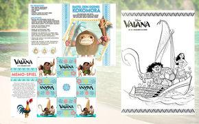 VAIANA, Spiel und Spaß mit Disneys Vaiana