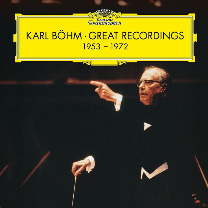 Karl Böhm Great Recordings 1953 - 1972