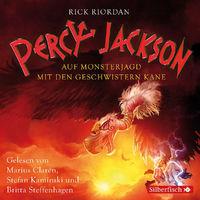 Various Artists, Rick Riordan: Percy Jackson - Auf Monsterjagd mit den Geschwistern Kane, 09783867423403