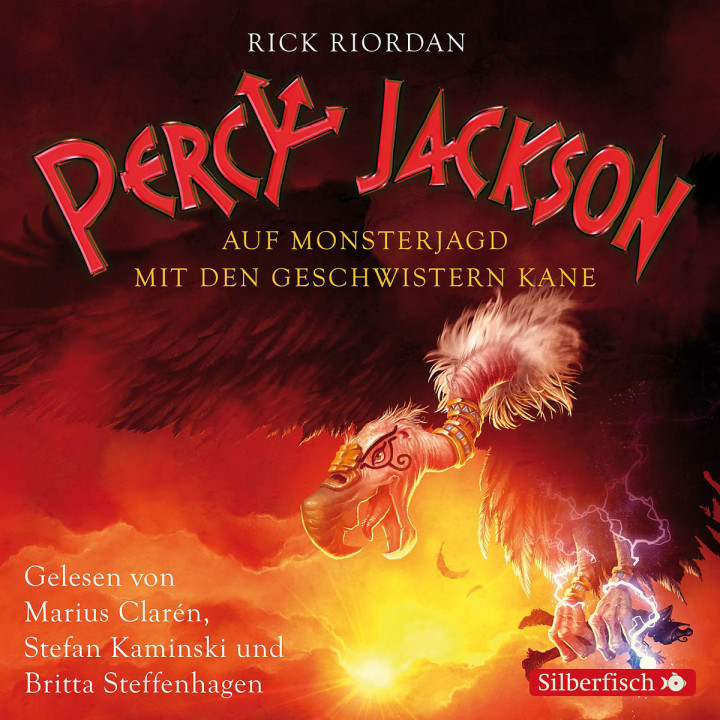Rick Riordan: Percy Jackson - Auf Monsterjagd
