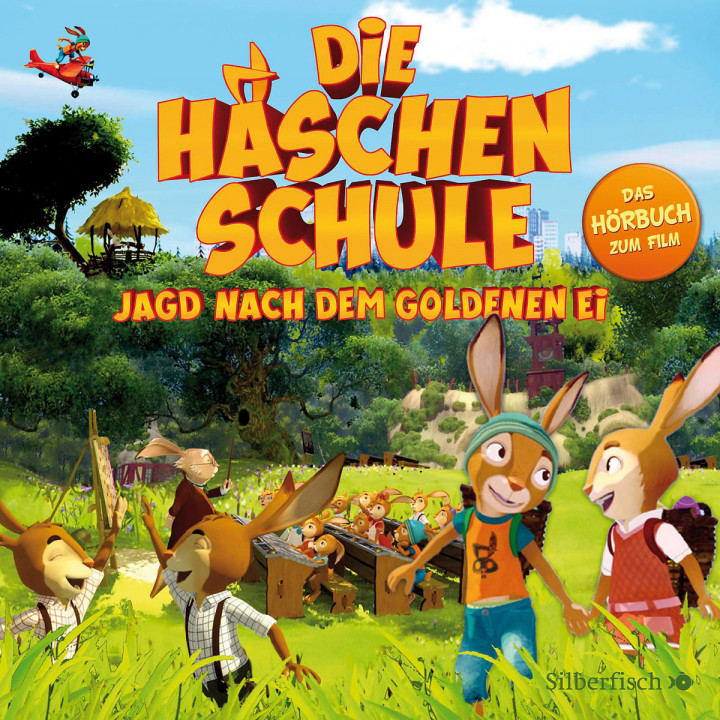 H. Ullrich: Häschenschule-Jagd nach d. goldenen Ei