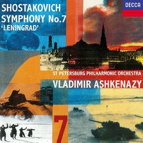 Vladimir Ashkenazy, Shostakovich: Symphony No. 7, Leningrad, 00028948318025
