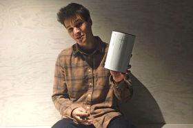 Wincent Weiss, Gewinnt einen von Wincent Weiss signierten UE Boom 2 Speaker
