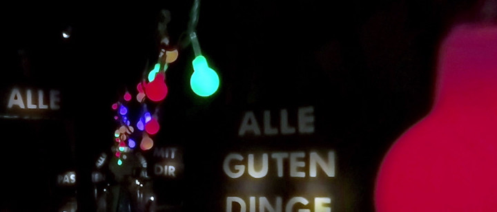 Alle guten Dinge ( Lyric Video)