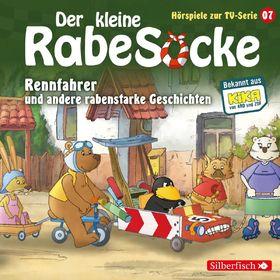 Kleiner Rabe Socke, 07: Rennfahrer, 09783867427548