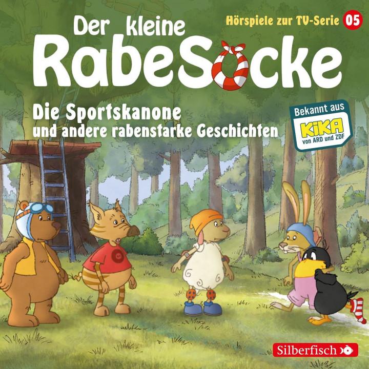 05: Die Sportskanone (Hörspiel zur TV-Serie)