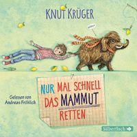 Various Artists, Knut Krüger: Nur mal schnell das Mammut retten, 09783867423199