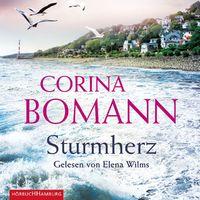 Various Artists, Corina Bomann: Sturmherz, 09783957130549