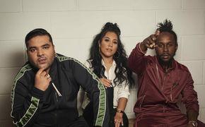 Naughty Boy, Die Live-Aufnahme: Naughty Boy und Kyla zu Gast in der BBC Radio 1 Live Lounge