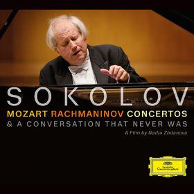 Grigory Sokolov, Mozart / Rachmaninov: Concertos / A Conversation That Never Was, 00028947970156