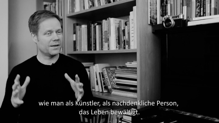 Max Richter über Virginia Woolf