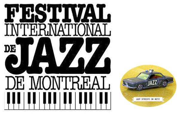 Auf Streife im Netz, Hinter den Kulissen von Montreal - Anekdoten vom größten Jazzfestival der Welt