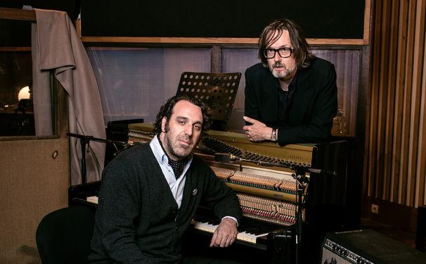 Room 29, Room 29 - Chilly Gonzales und Jarvis Cocker veröffentlichen einen Lieder-Zyklus bei Deutsche Grammophon