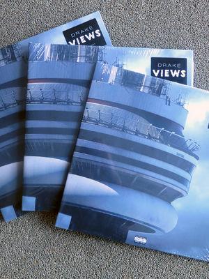 Drake, Pünktlich zur großen Europa-Tour: Wir verlosen Drakes aktuelles Album VIEWS