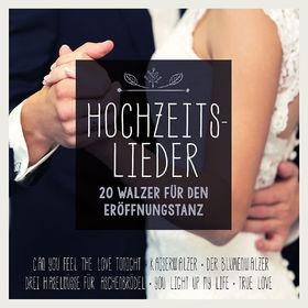 Band4Dancers, Hochzeitslieder - 20 Walzer für den Eröffnungstanz, 04260167471501