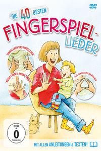 Die 30 besten..., Die 40 besten Fingerspiellieder-DVD, 04260167471488