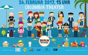 3Berlin, Erlebt 3Berlin live mit Nicht von schlechten Eltern im Milchsalon in Berlin