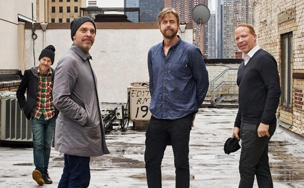 Craig Taborn, Craig Taborn Quartet - von Energie durchdrungene elektro-akustische Kammermusik
