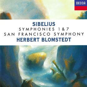 Herbert Blomstedt, Sibelius: Symphonies Nos. 1 & 7, 00028947893721