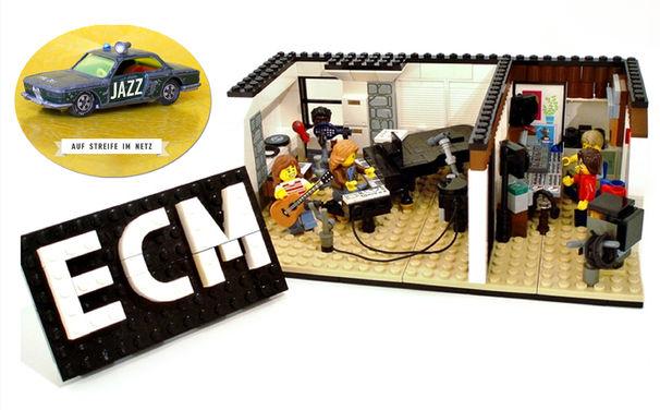 Auf Streife im Netz, Lego trifft ECM - Jazz-Sternstunde im Spielzeugformat
