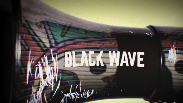 Black Wave (Lyric Video)