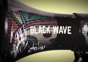 K.Flay, Black Wave (Lyric Video)