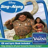 VAIANA, Vaiana - Disney Sing-Along, 00050087361907
