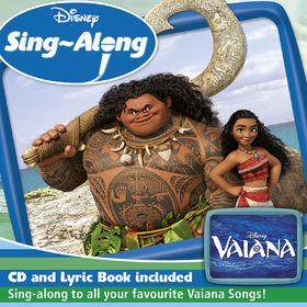 VAIANA, Disney Sing-Along - Vaiana, 00050087361907