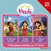 3-CD Hörspiel- und Liederboxen, Heidi - 3-CD Hörspielbox Vol. 1 (CGI)