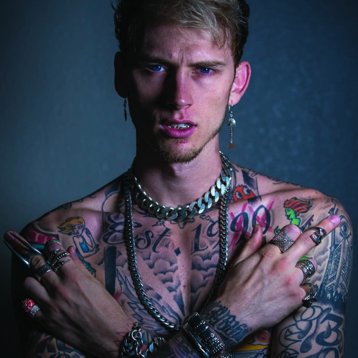 Machine Gun Kelly 2016