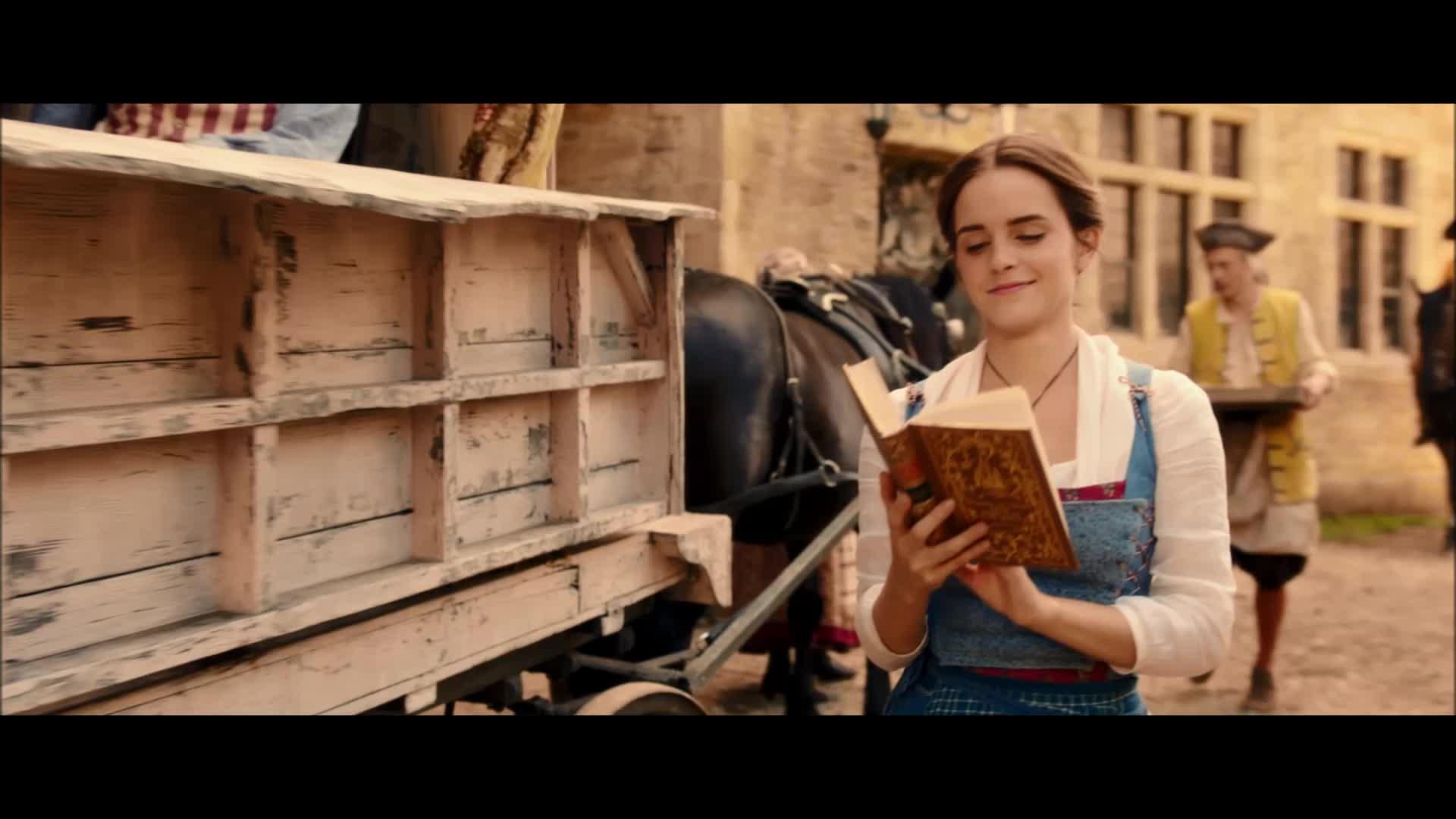 Die Schöne und das Biest, Die Schöne und das Biest - Trailer