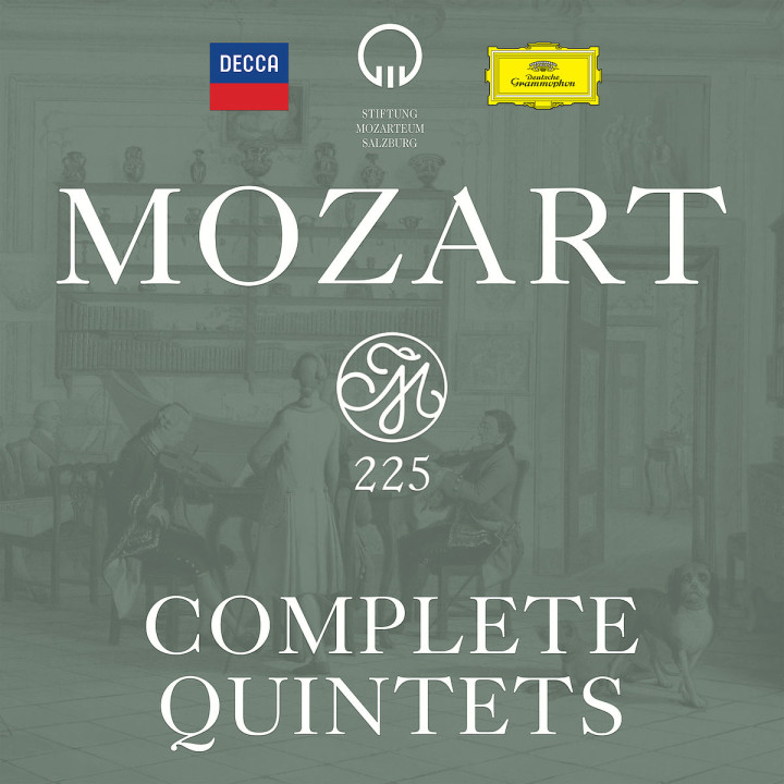 Mozart 225 - Complete Quintets