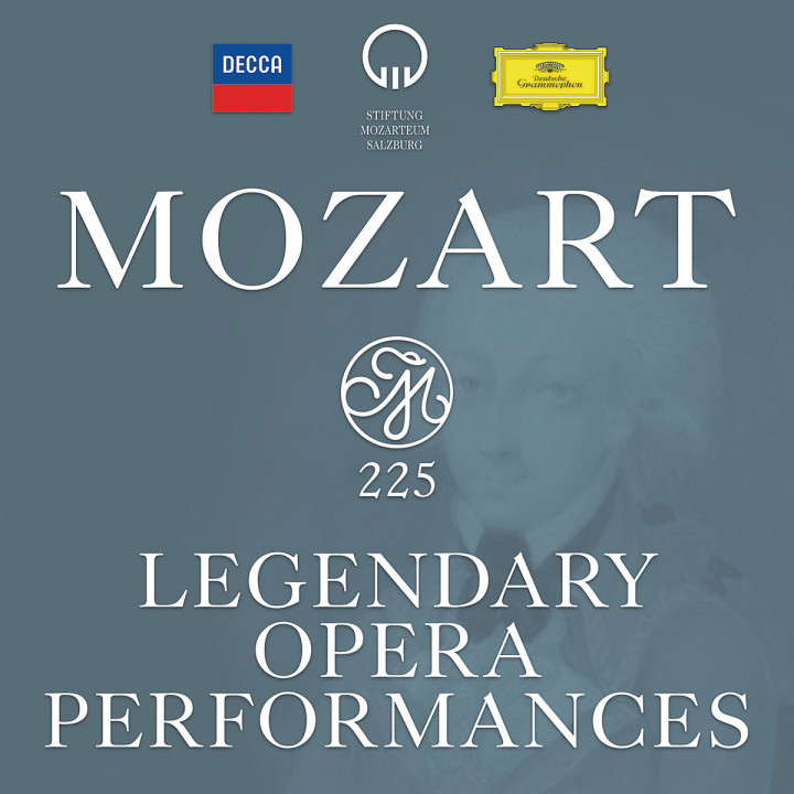 Mozart 225 - Legendary Opera Performances